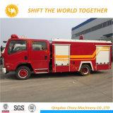 泡水12m3タンクの専門の供給の消火活動のトラック