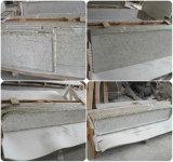 Parte superiore di marmo del lavoro della Tabella della barra dell'isola di vanità del quarzo del calcare del travertino del granito