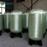 GRP пластмассы усиленной баки для хранения химиката стеклотканью