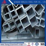 Tubo quadrato saldato SUS304 dell'acciaio inossidabile di JIS