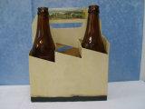Het Vakje van de Gift van de wijn/het Elegante Vakje van de Wijn van het Document (mx-079)