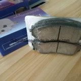 ヒュンダイおよびKIAのための陶磁器のフロント・ブレーキのパッドディスク581014de00 D1566
