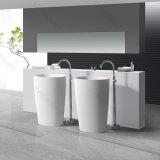 Современный дизайн ванной комнаты Раковина Corian