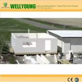 Panneau de MgO SIP d'épreuve de tremblement de terre pour la maison préfabriquée