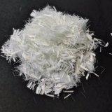 Filamentos picados de fibra de vidrio de vidrio C
