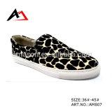 Casual di cuoio Shoes Nice Leopard Print Hot Selling per Women (AK807)