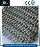Ausgeglichenes Webart-Spirale-Draht-Metallförderband für helle Materialien