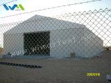 barraca de alumínio resistente ao ar livre do armazém da altura de 15X30m 5m