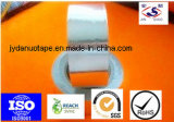 Cinta adhesiva de acrílico del papel de aluminio del conducto de la HVAC