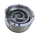 アルミニウム鍛造材CNCの機械化の部品の真鍮の鍛造材の熱い鍛造材の部品