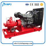 Nfpa 표준 750gpm 엔진 - 몬 디젤 쪼개지는 케이스 화재 펌프 UL는 목록으로 만들었다