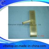 Заливка формы CNC частей металла утюга высокой точности подвергая механической обработке