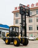 5 Tonnen-raues Gelände-Gabelstapler-Qualität mit Xinchai Motor