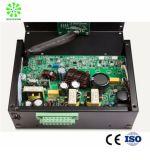 20A het ZonnedieControlemechanisme van het Net van de Hoge Efficiency 12V MPPT van de Lading van de Input gelijkstroom van AC+Solar in het Systeem van de Verlichting wordt gebruikt