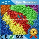 Nylon Masterbatch di Masterbatch di colore del colpo dell'iniezione della lista di prezzi della materia prima