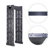 Detección Inteligente de Seguridad de Acceso de Alarma Detector de Metales Portátil con Batería Recargable