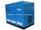 Compressor van de Schroef van de Luchtkoeling de Roterende Elektrische Gedreven Industriële (kf185-10)
