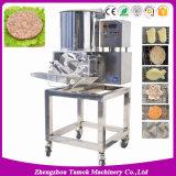Давление пирожка бургера расстегая мяса создателя пирожка мяса проектирования промышленного объекта