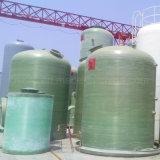 Sistema di industria dell'imbarcazione del depuratore di acqua di trattamento delle acque del serbatoio di FRP FRP