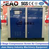 Compresor de aire rotatorio del tornillo de Genaral del equipo industrial del tornillo de aire de la compresión rotatoria profesional del compresor/2 etapas