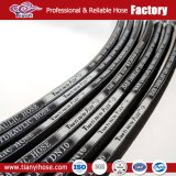 1/я inç 5/16 inç SAE 100r1 SAE 100r2 NBR Hidrolik Hortum