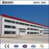 Structure en acier préfabriqués pour l'usine de construction de l'entrepôt de l'atelier