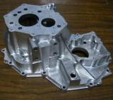 De naar maat gemaakte Delen van de Machines van het Aluminium met Gebeëindigd Anodiseren van de Kleur RoHS