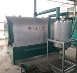 Ofen verwendete Holzkohle-und Kohle-hohle Brikett-maschinelle Herstellung-Zeile
