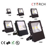 Ctorch LED che illumina il proiettore 10W 20W 30W 50W 70W 100W di buona qualità LED