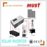 1kw 2kw 3kw 4kw 5kw 6kw weg von Rasterfeld Gleichstrom Solarinverter zum Wechselstrom-Hybird mit 50A PWM Aufladeeinheit