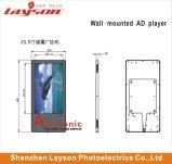 18,5 pouces TFT écran LCD de l'élévateur de la publicité Media Player Lecteur vidéo réseau WiFi ultra fin HD PLEIN LED de couleur la signalisation numérique