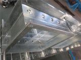 Alavanca de controle de volume rotativo de alumínio para máquina de formação de rolo do sistema HVAC do fornecedor chinês