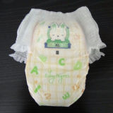 中国の高いAbsorbent Baby Pants Disposable Baby Diaper Manufacturer