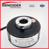 Tipo oco série giratória incremental do eixo do diâmetro 60mm do codificador E60h