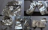 Feuerwehrmann-Aluminiumfolie-schützende Klage für Verkauf
