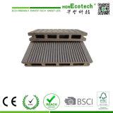 Anti-Geschobener Nut-im Freien zusammengesetzter Plattform-Fußboden für Balkon
