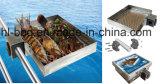 Tisch-Oberseite Einfach-Lit &Portable BBQ-Wegwerfgitter