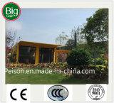 Casa móvel moderna/casa de campo pré-fabricadas do baixo pagamento/Prefab por feriados Llife
