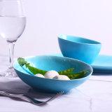 ベストセラーの氷の艶出しの石器の食事用食器セットかディナー・ウェア