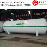 Tanque de gás do tanque de armazenamento 10cbm do LPG 5ton LPG para Zimbabwe