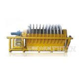 Filtro de Vácuo rotativo cilíndrico Gw para o processo de mineração