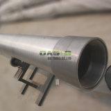 Tubo dell'intelaiatura di acciaio inossidabile di api 5CT ASTM ISO9001 per il pozzo di trivellazione