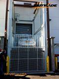Ce coche de cuatro postes ascensor elevador hidráulico