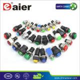 照らされたプラスチック押しボタンスイッチ; 押しなさいスイッチ(R16-504AD/R16-504BD)を