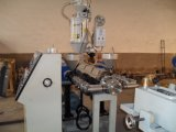 Haute qualité couleur double verre Making Machine Ligne d'Extrusion de paille