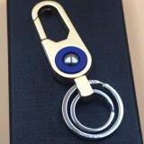 Kc_m_706 liga de zinco metálico de logotipo personalizado Loja Dom chaveiro