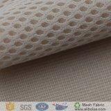 Tessuto di maglia di lavoro a maglia dell'aria del poliestere del filo di ordito per i sacchetti