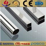 Tubo rettangolare saldato dell'acciaio inossidabile di ASTM A312 TP304L/prezzo quadrato del tubo
