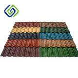 Piedras de colores Chip/Teja de acero recubierto de tejas Tejas recubierto de piedra mosaico Nosen