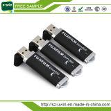 Freies Firmenzeichen Plastik-USB-Flash-Speicher-Laufwerk 2.0 USB-Platte